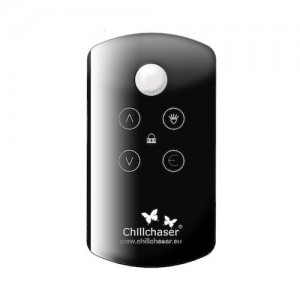 Chillchaser patio heater control panel