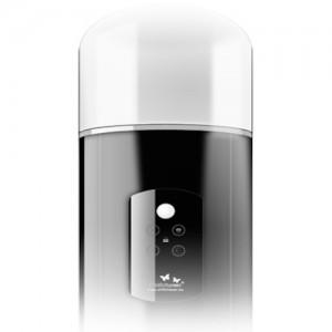 Chillchaser Titan patio heater light